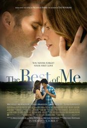 Poster The Best of Me