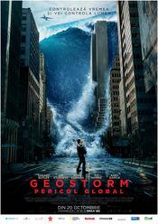 Poster Geostorm