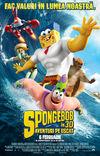 SpongeBob: Aventuri pe uscat 3D