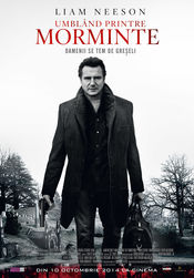 Poster A Walk Among the Tombstones