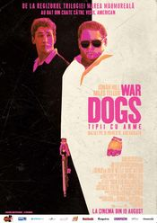 Poster War Dogs
