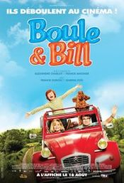 Poster Boule & Bill