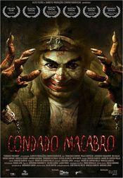 Poster Condado Macabro
