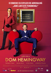 Poster Dom Hemingway