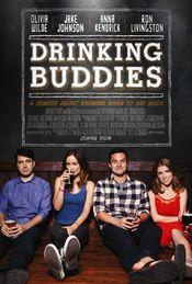 Poster Drinking Buddies