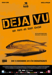Poster Déjà Vu