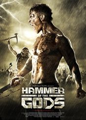 Poster Hammer of the Gods