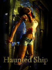 Poster Haunted Ship