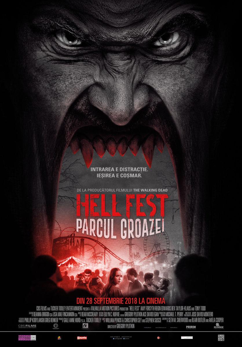 Hell Fest (2018) Online Subtitrat