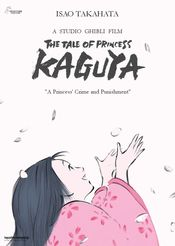 Poster Kaguyahime no monogatari