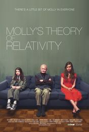Poster Molly's Theory of Relativity