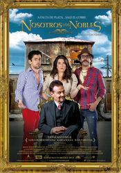 Poster Nosotros los Nobles
