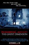 Activitate Paranormală. Dimensiunea Spectrală