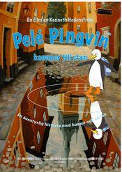 Poster Pelé Pingvin kommer till stan
