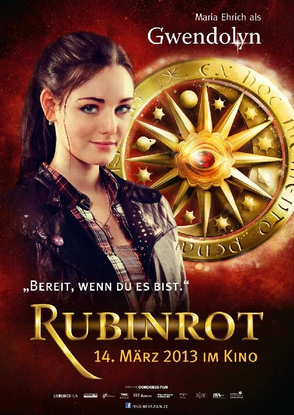 Rubinrot Tv Ausstrahlung 2021