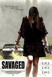 Poster Savaged