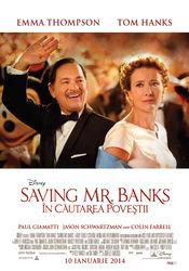 Poster Saving Mr. Banks