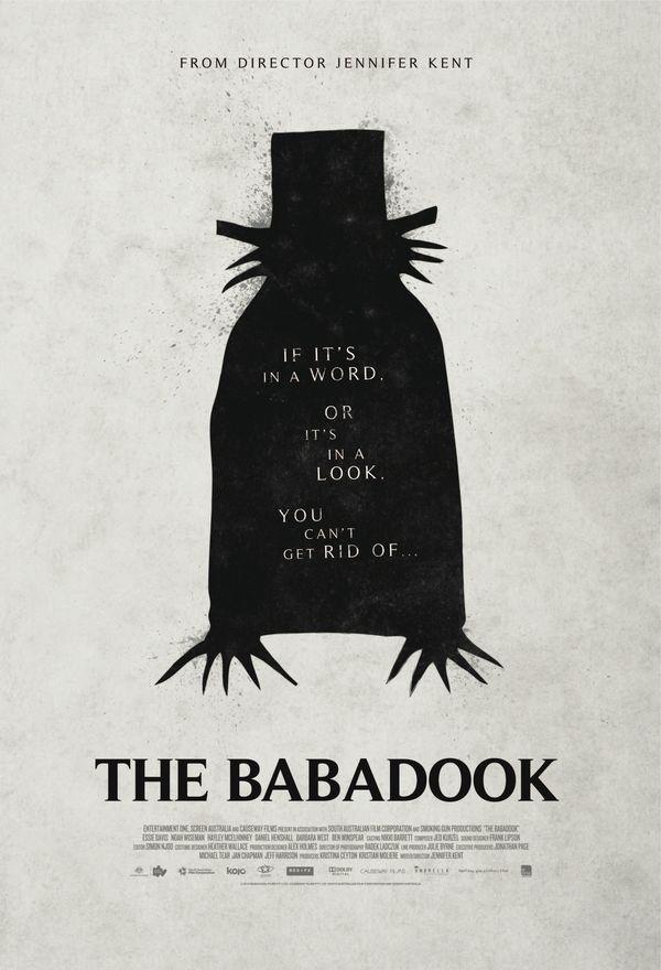 The Babadook – Omul negru