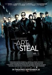 Poster The Art of the Steal