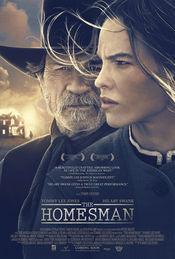 Poster The Homesman