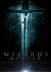 Poster The Wizard Hunter: The Hunt for Evangelion Crowley