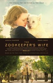 Poster The Zookeeper's Wife