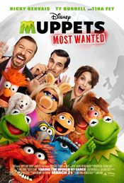 Poster Muppets Most Wanted