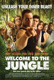 Poster Welcome to the Jungle