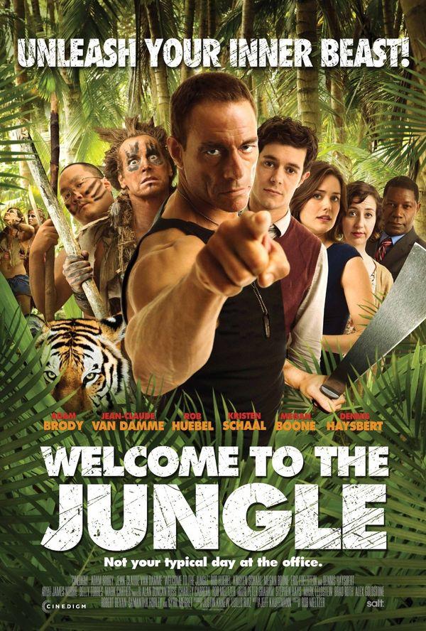 Film bun venit in jungla subtitrat