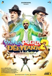 Poster Yamla Pagla Deewana 2