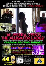 Al Pereira vs. the Alligator Ladies