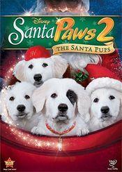 Poster Santa Paws 2: The Santa Pups