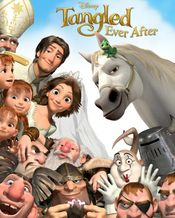 Poster Tangled Ever After