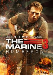 Poster The Marine 3: Homefront