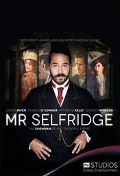 Poster Mr Selfridge