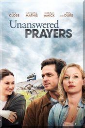Poster Unanswered Prayers