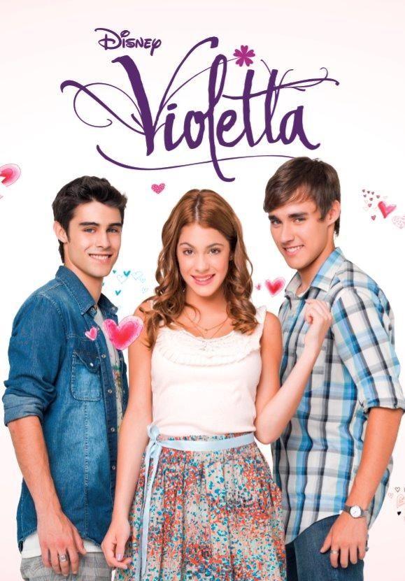 Cristina Valenzuela Violetta Violetta - Violetta (2...