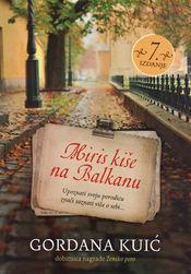 Poster Miris kise na Balkanu