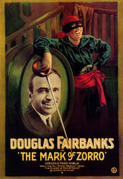 Poster The Mark of Zorro