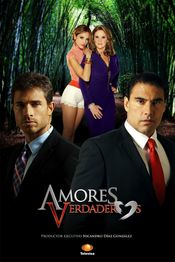 Poster Amores verdaderos