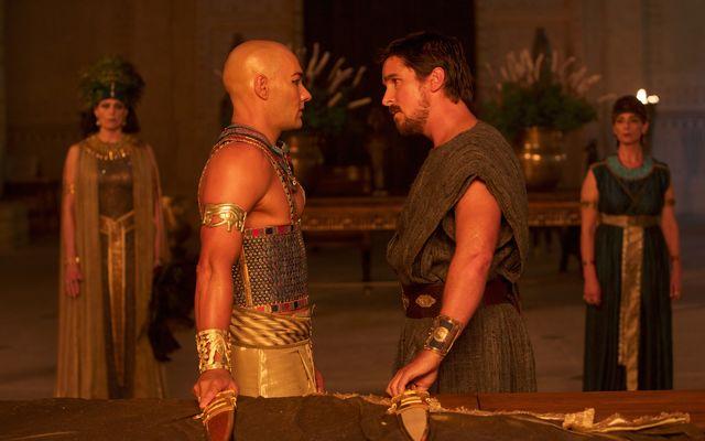 Film - Exodus: Zei și regi