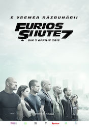 Poster Furious Seven