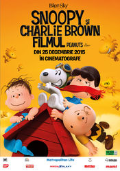 Poster The Peanuts Movie