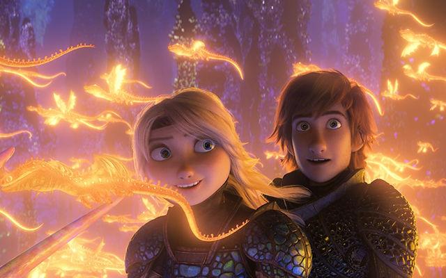 Film - Cum să-ți dresezi dragonul 3