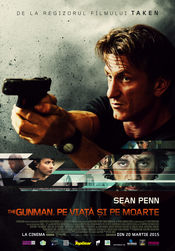 Poster The Gunman