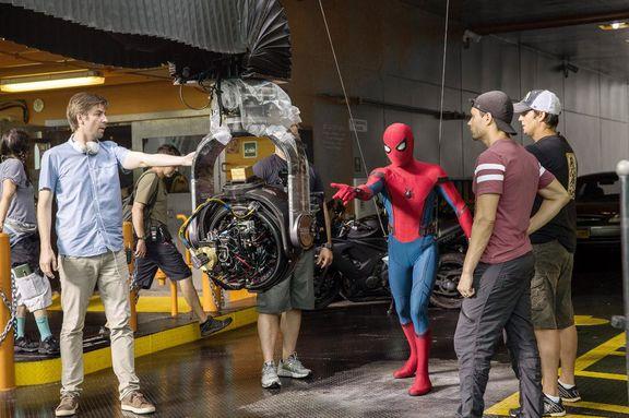 spiderman movie pictures