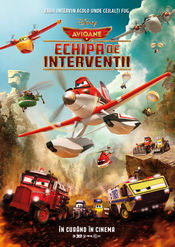 Poster Planes: Fire & Rescue
