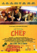 Chef cu hastag