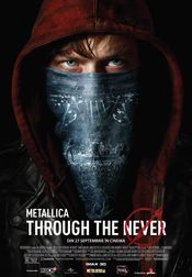Poster Metallica Through the Never