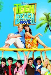 Poster Teen Beach Movie